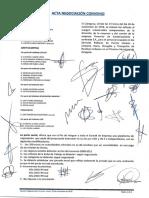 Acta Negociacion Del Convenio 28.11.16