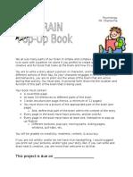 brain book project