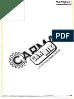 Manual de Operacion Carmix