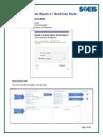 BOBJ 4.1 Quick User Guide
