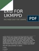 Ekg for Ukmppd