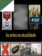 As Artes Na Atualidade 1 1024