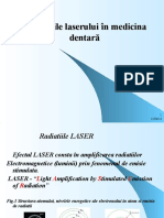 7) Curs Laserul - Medicina Dentară