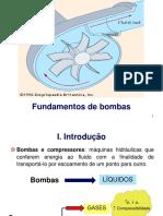 Bombas Curvas