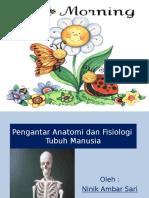 Struktur Anatomi Fisiologi