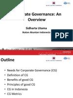 1. CA Corporate Governance Intro
