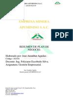 PLAN DE NEGOCIO APUMINING SAC..pdf