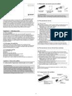 Manual Usuario Glucocard Mx