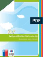 Catálogo de Materiales CHCC 2015