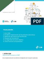 Presentación fiscalización