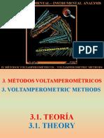 Análisis Instrumental i Voltamperométricos.