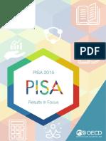 Pisa 2015 Results in Focus