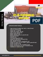 Ficha Tecnica Kit de Parchado - Gapper