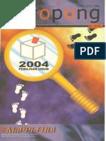 Teropong Vol. III No. 6 Maret 2004