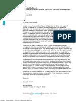 lindsie arsenault reference letter