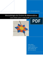 Livro Metodologia Do Ensino Da Matemática I 25-09