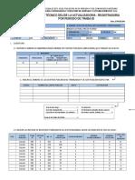 Informe Callao Los Pilares