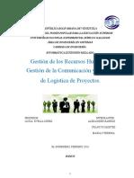 Informe Final de Gestion de Proyectos