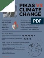 pika vs climate change