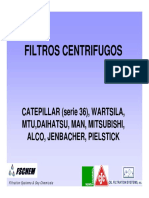 MANN+HUMMEL - filtros centrífugos - aplicaciones motores marinos