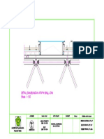 Detail Sambungan Atap & Ball Joint