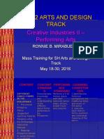 Creative Industries 2