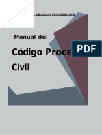 Manual Del Codigo Procesal Civil