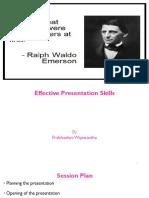 Presentation Sklls