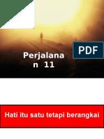 Perjalanan 11