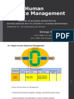 15 MBA-11 & 00 PM Presentation No. 01