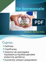 remedii hormonale