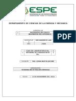 Informe Uno Mecanismos