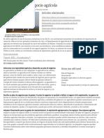 Cómo Iniciar Un Negocio Agrícola _ Pequeña y Mediana Empresa - La Voz Texas