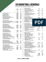 2015 16 m Baskbl Schedule