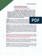 Final legislation regarding transferring public Underground Atlanta streets to private developer