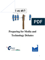 2016-17 TIII - Research Package Media and Technology Impromptu Debates