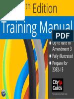 17th Edition Training Manual