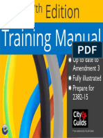 17th Edition Training Manual