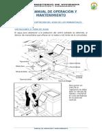 12 Manual de Operación y Mantenimiento Coraraca Ilave