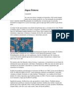 Michelle Scallion - Predicciones y Mapas Futuros