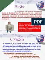 Cultura 5S Slides