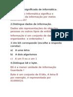8º G Dados e Informação Max