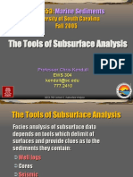 Tools Subsurface Analysis