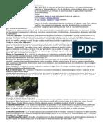 Componentes de Un Sistema de Acueducto