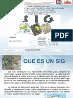 Diapositivas SIG