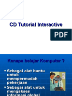 CD Tutorial Interactive