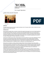 IVT Network - Organization and Training for Aseptic Operations - 2014-05-02