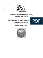 CAFDB - SFDCA Sherman Law