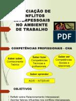 NEGOCIAÇÃO DE CONFLITOS INTERPESSOAIS NO AMBIENTE DE TRABALHO.pptx
