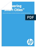 Smart Cities PoV
